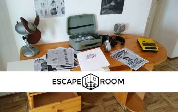 ESCAPE ROOM otwarty!!!
